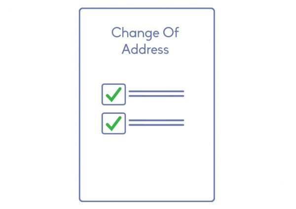 change company address